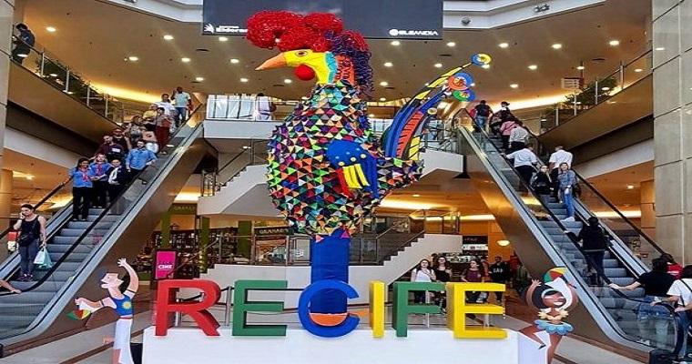 'Experiência Recife 360º' leva o carnaval de Recife para São Paulo
