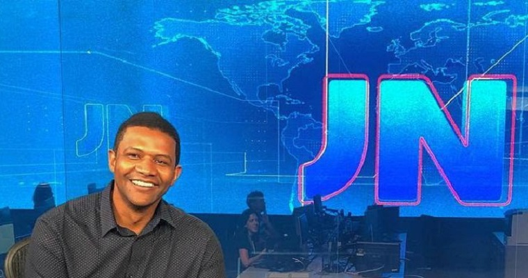 Márcio Bonfim é o representante de Pernambuco no rodízio do JN