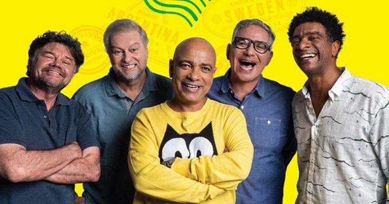 Show 'Casseta & Planeta Tour 30 Anxs' será realizado neste domingo