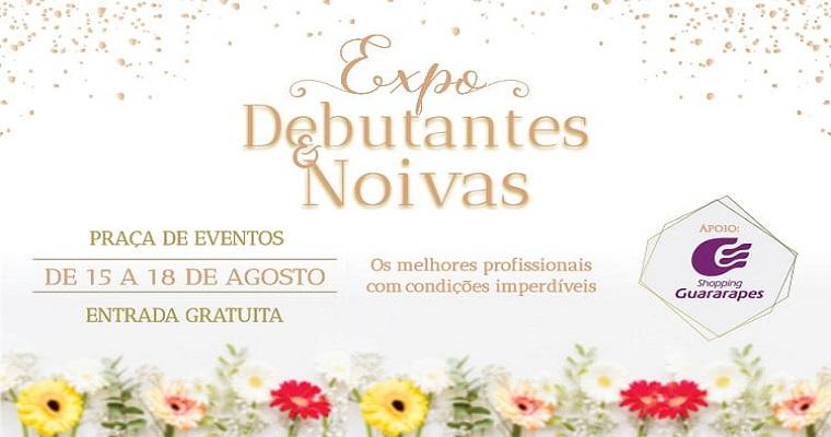 Primeira edição da 'Expo Debutantes e Noivas', tem inicio no dia 15