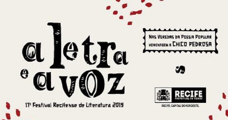 17° edição do festival 'A letra e a voz' teve início nesta sexta-feira