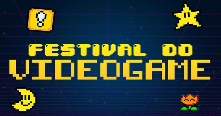 Festival do videogame é realizado no Shopping Patteo Olinda