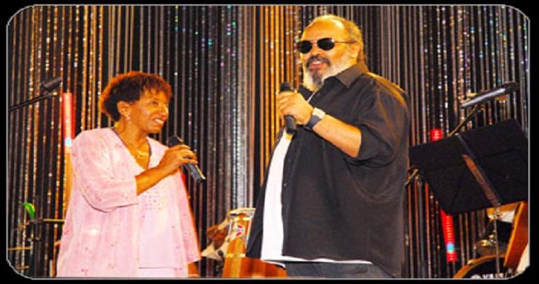 Jorge Aragão e Leci Brandão são atrações de show no Recife