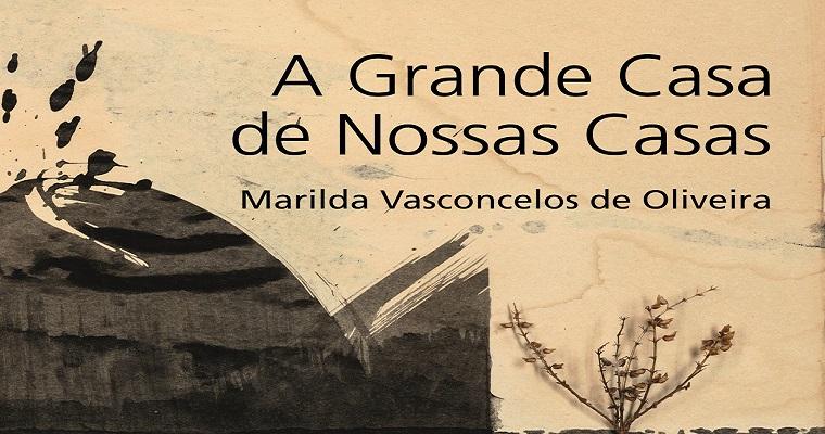 Escritora Marilda Vasconcelos lança seu 7° livro nesta terça (17)