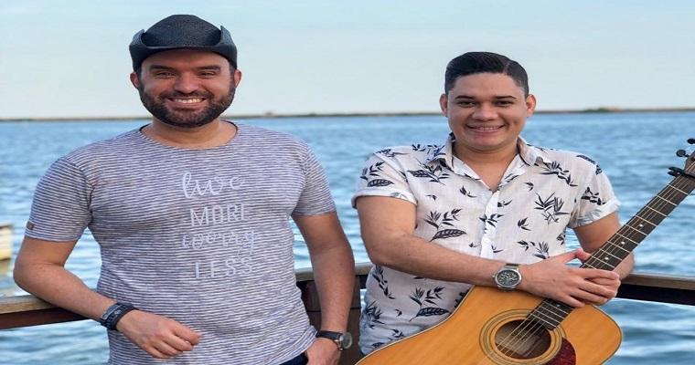 Felipe e Gabriel gravam novo DVD no Catamaran