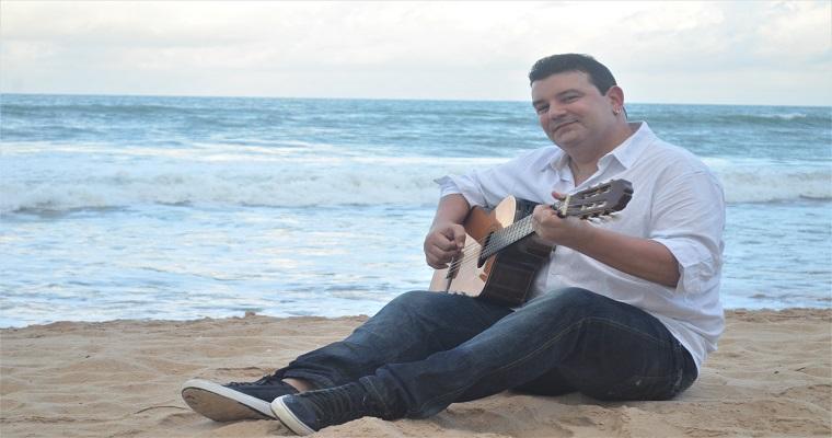 Após turnê na Europa, André Rio faz show no Cabo de Santo Agostinho