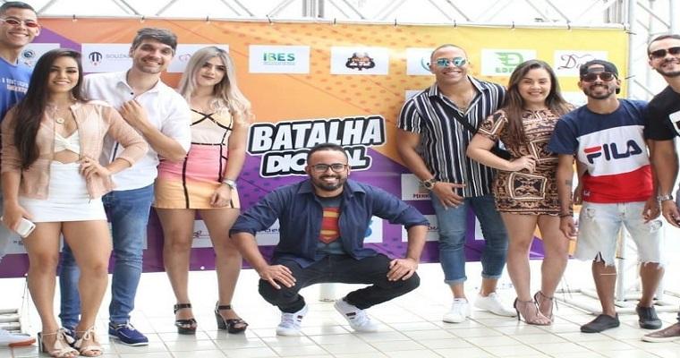 Digitais Influencers pernambucanos participam de Reality Show