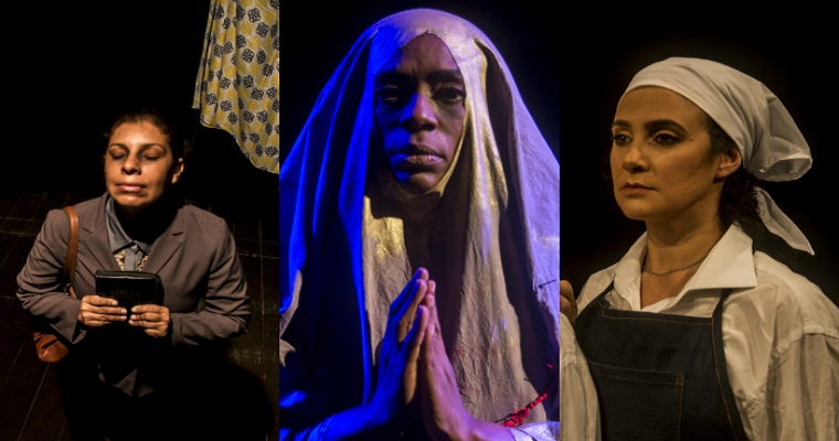 Casos reais de feminicidios são abordados em peças teatrais