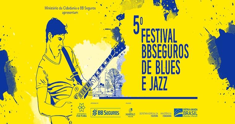 5° edição do festival BB Seguros de Blues e Jazz acontece no Recife