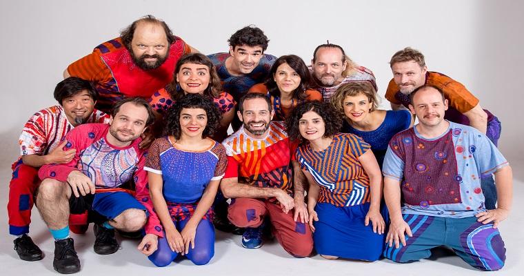 Barbatuques estreia disco novo em Recife