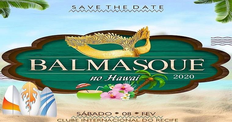Carnaval 2020: Balmasqué inicia venda de ingressos nesta quarta-feira