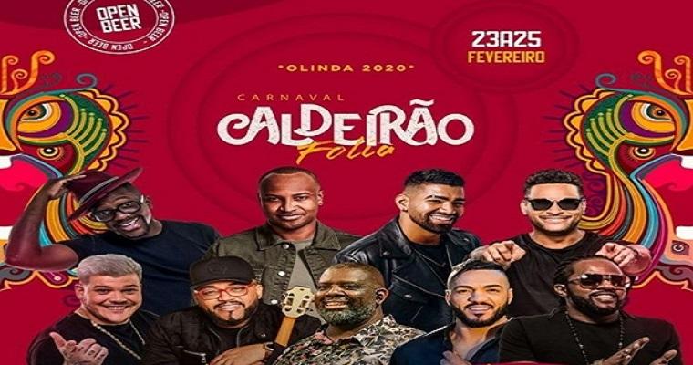 #Carnaval2020: Novo espaço reúne feras do samba em Olinda