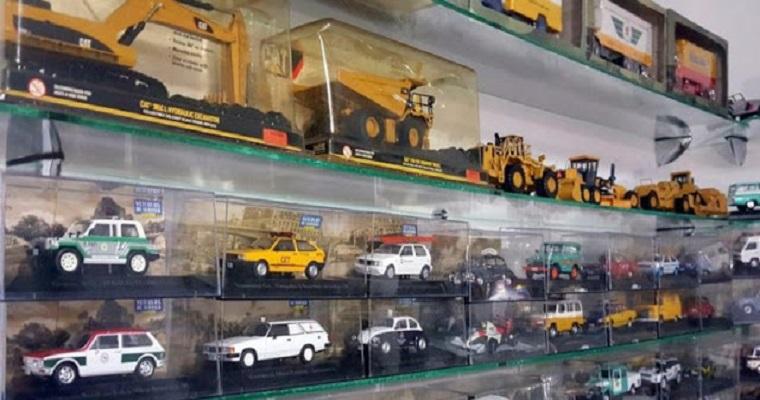 Encontro de colecionadores acontece no Camará Shopping