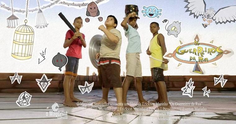 Filme 'Os Guerreiros da Rua' ganha novas exibições no Recife