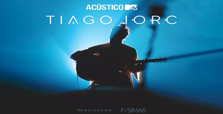 Thiago Iorc faz show no Recife neste domingo