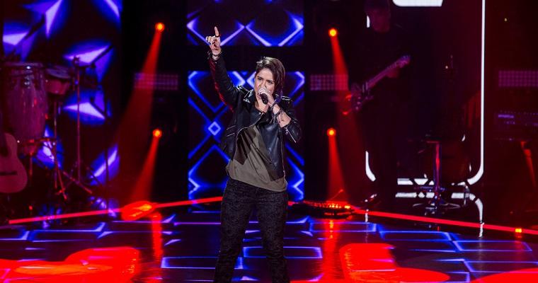 The Voice, Catarina Rosa se apresenta nesta sexta-feira em Paulista
