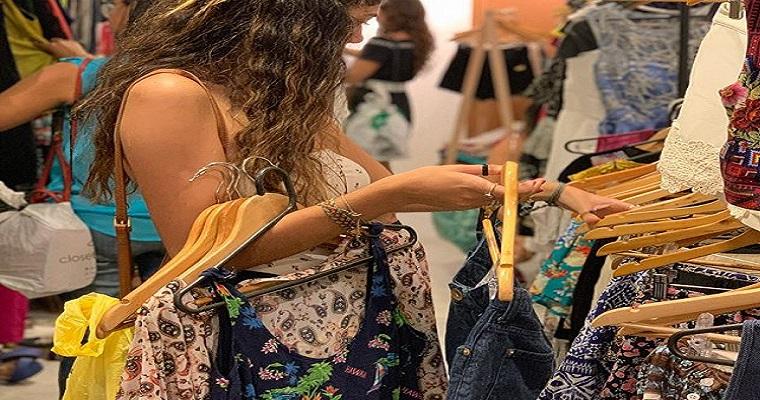 Closet Brechó realiza sua última edição do ano neste fim de semana