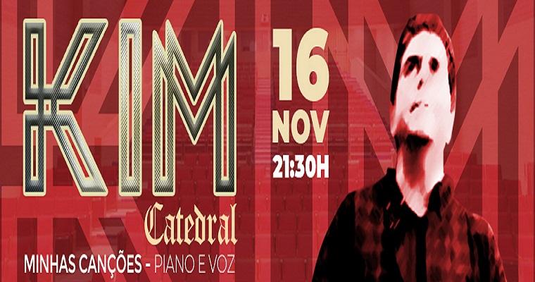 Kim Catedral traz show 'Minhas Canções, Piano e Voz' ao Recife