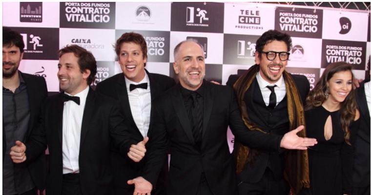 Porta dos Fundos ganhou prêmio Emmy Internacional de Melhor Comédia