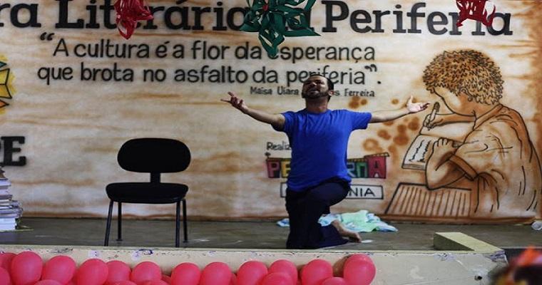 5° edição da Feira Literária da Periferia teve inicio nesta sexta-feira