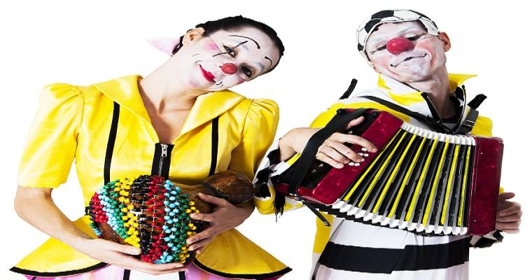 Espetáculo de Dança infantil 'Gibi' é atração na CAIXA Cultural
