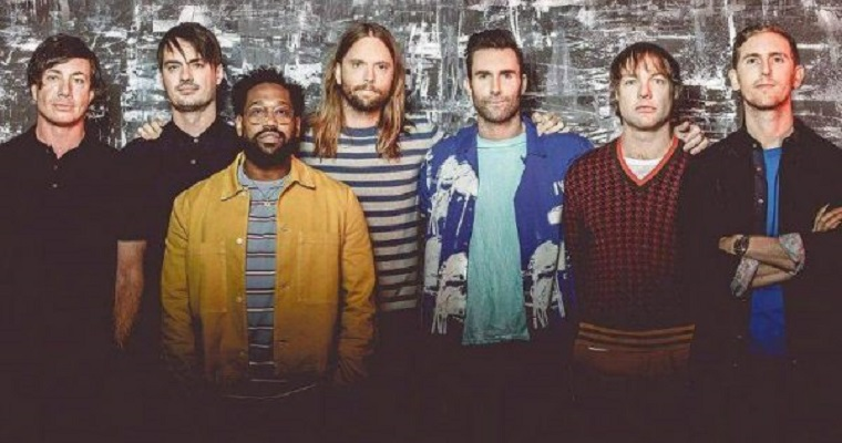 Show de Maroon 5 está confirmado no Recife: confira os preços