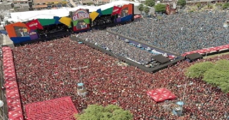 #Carnaval2020: 24ª edição do Olinda Beer já está com ingressos à venda