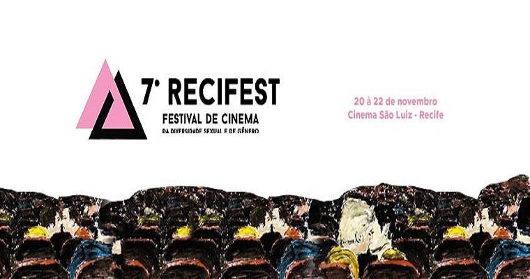7º edição do Recifest teve início nesta quarta-feira