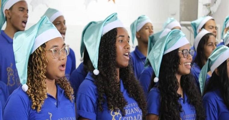 Caixa Cultural recebe cantata natalina nesta sexta-feira (27)