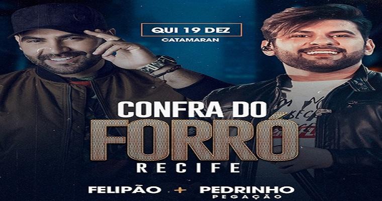 'Confra do Forró' acontece nesta quinta-feira (19)