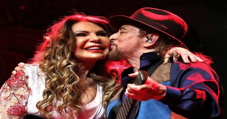 Elba Ramalho e Geraldo Azevedo são atrações de show em Jaboatão