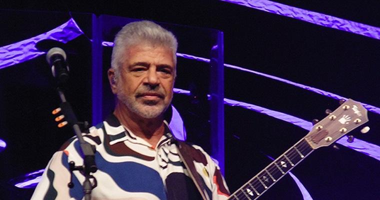 Turnê 'Pra Sempre' de Lulu Santos será realizada no Recife