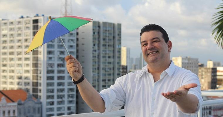 André Rio faz homenagem ao Mestre Claudionor Germano neste sábado