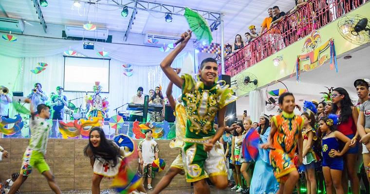 Baile dos Bailarinos comemora 4 anos no Dia do Frevo