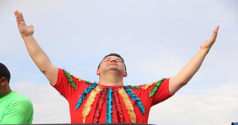 André Rio abre 13° edição do projeto Ensaios do Carnaval 2020