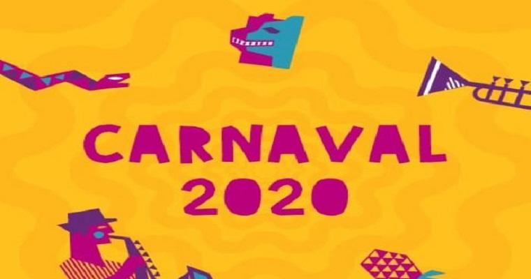 Divulgadas as atrações do carnaval 2020 no Marco Zero
