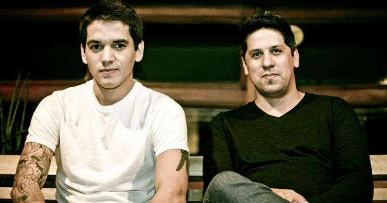 Léo Verão & Daniel Freitas animam o camarote Maluco Beleza