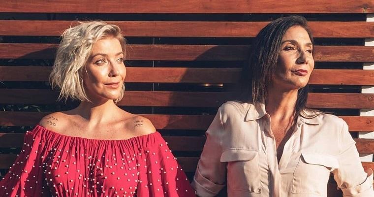 Zizi e Luiza Possi realizam a primeira turnê juntas