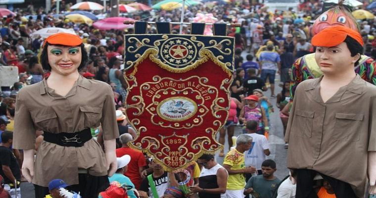 Inscrição para 'Musa do Bloco Camburão da Alegria' está aberta