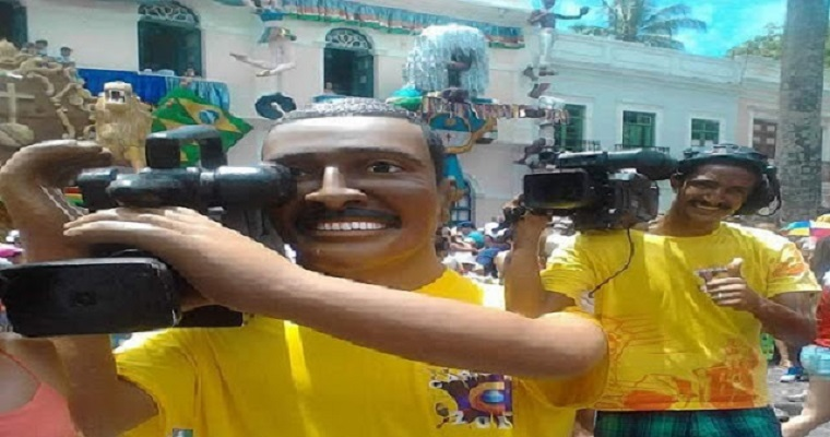 Bloco Filma Nois festeja Pós-carnaval no Clube das Pás