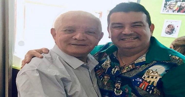 André Rio encerra temporada dos 'Ensaios de Carnaval'