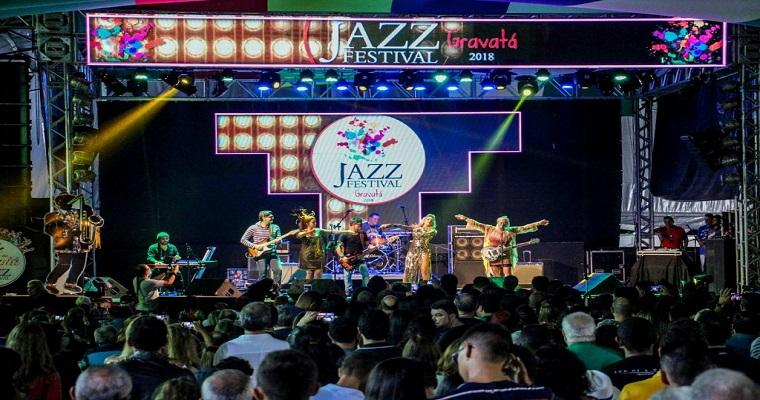 Festival de Jazz agita Gravatá