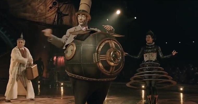 Cirque Du Soleil cria novo centro de conteúdo digital