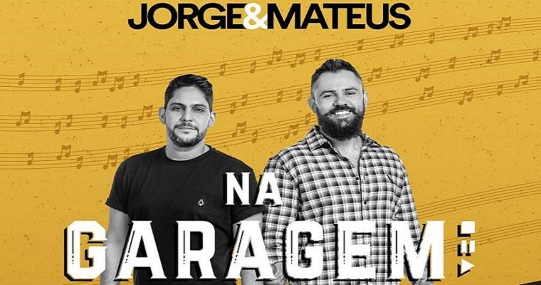 Jorge e Mateus anunciam data para show online