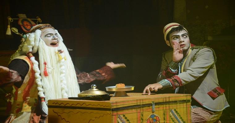 'Haru – A Primavera do Aprendiz' entra em temporada no Teatro Apolo