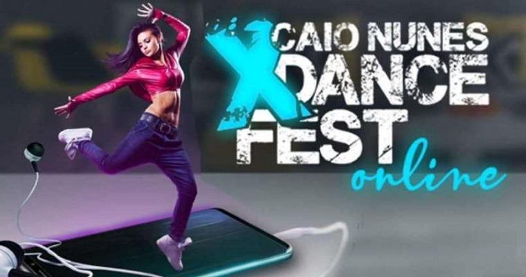 'X Dance Fest Online' será realizado durante a quarentena