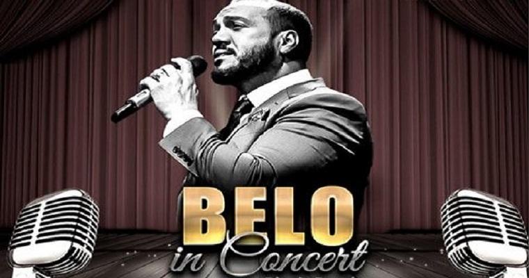 'Belo In Concert' foi lançado em todos os aplicativos musicais
