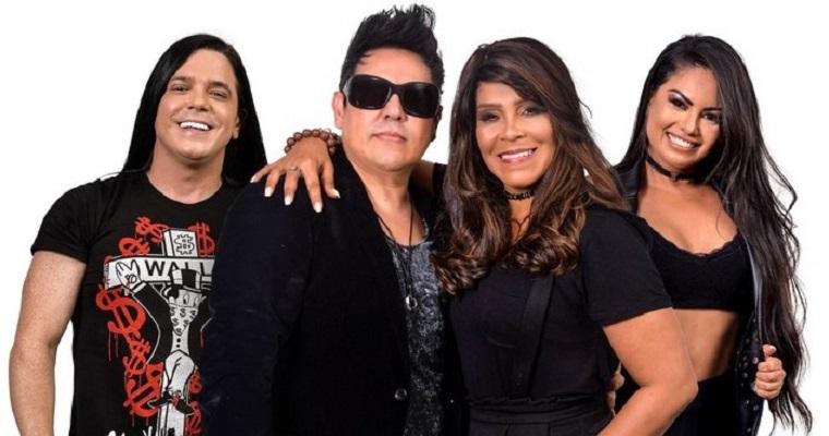 Calcinha Preta confirma live  após pedidos de fãs