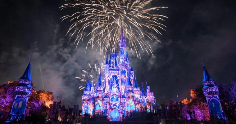Disney libera suas atrações para visitas através da internet