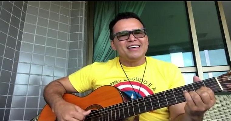 Almir Rouche faz 'LIVE' especial para fãs nesta quarta-feira